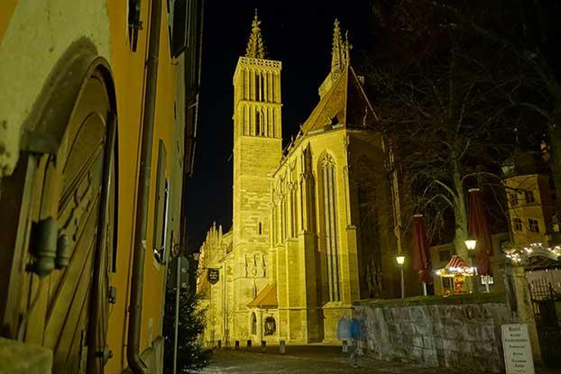 rothenburg kirche