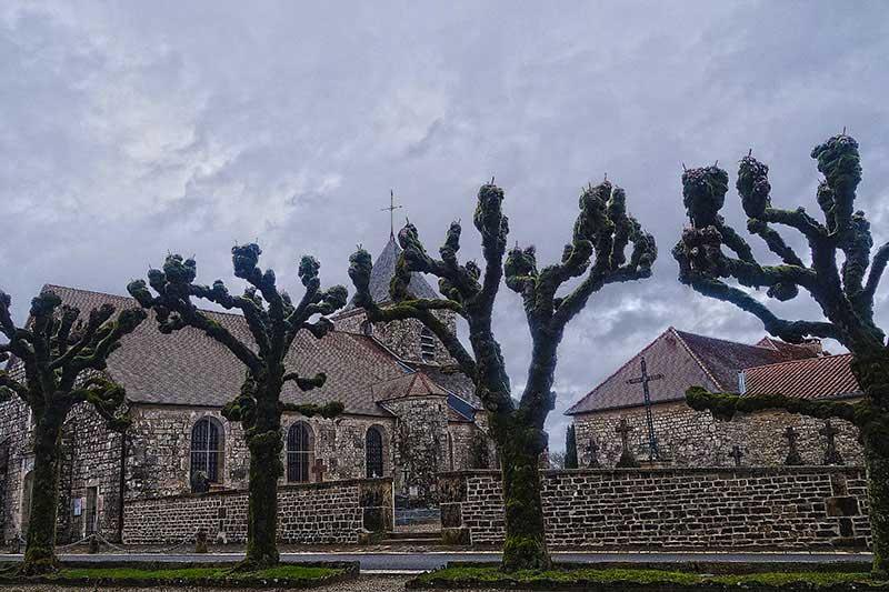 Cholombey les deux Eglises wurde gerade noch rechtzeitig erreicht