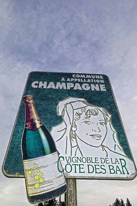 Die Commune a appelation Champagne