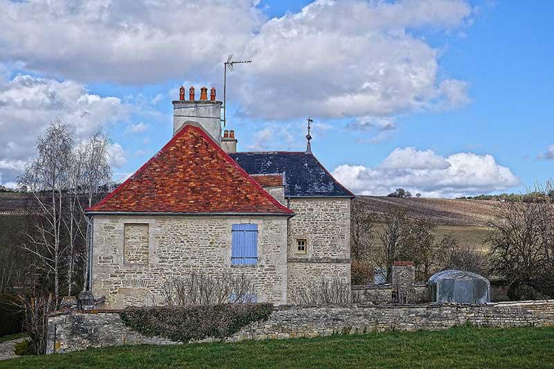 Ein besonderes Hexenhaus aus Steinen