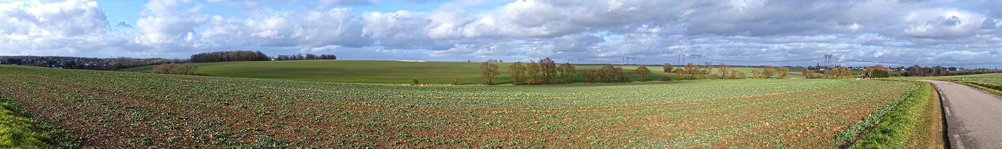 jakobsweg panorama