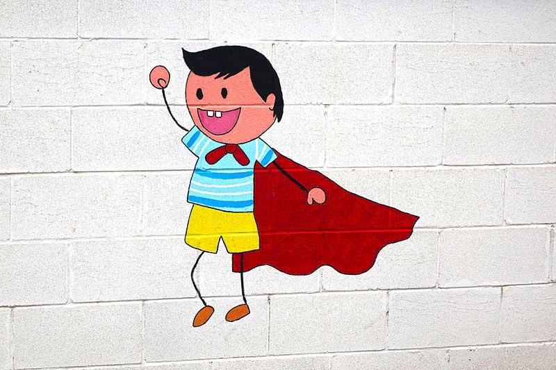 Im Internet kann man Superman und viele andere Filme und Serien kostenlos anschauen.