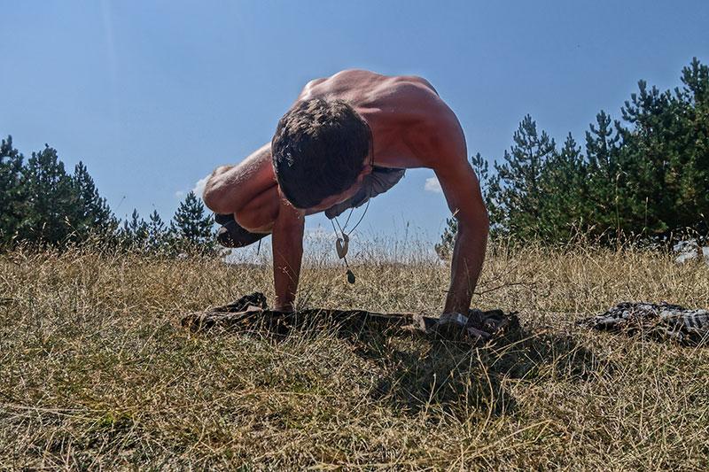 power workout yoga heiko gaertner