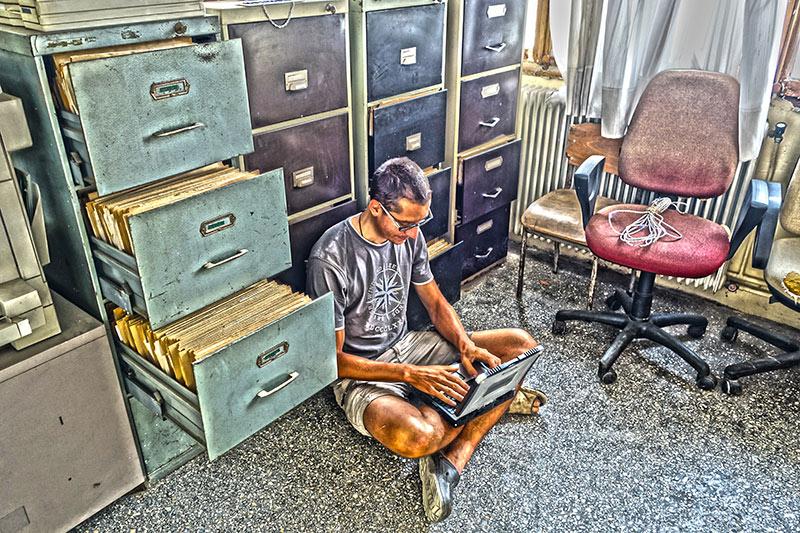 Der Aufbau eines eigenen Onlinebusiness ist der erste, wichtige Schritt zum Webnomaden