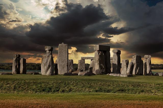 Auch Stonehenge war höcht wahrscheinlich eine Form des Medizinrades.