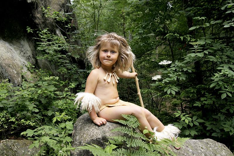 Ihr wollt auf die selbe Art lernen, wie die Kinder in den Naturvölkern? Wir zeigen euch wie das geht.