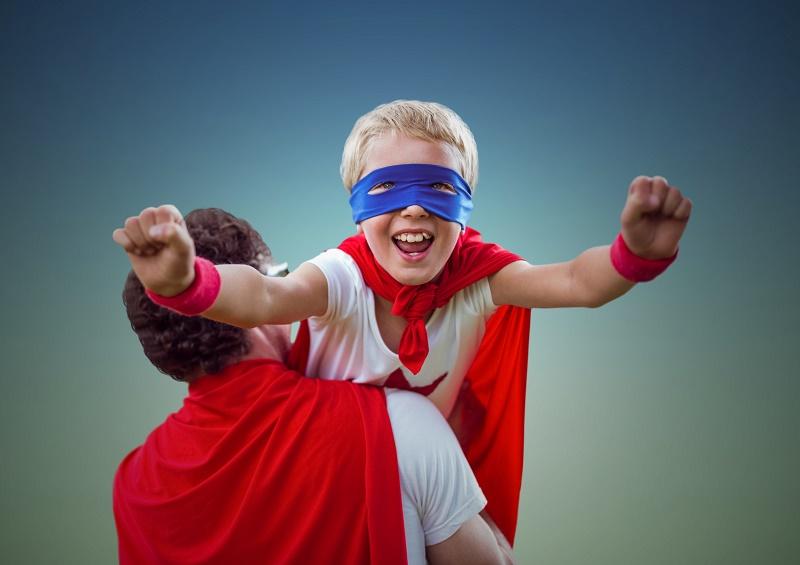 Schließe einen Vertrag mit deinem inneren Kind, es von nun an zu beschützen.