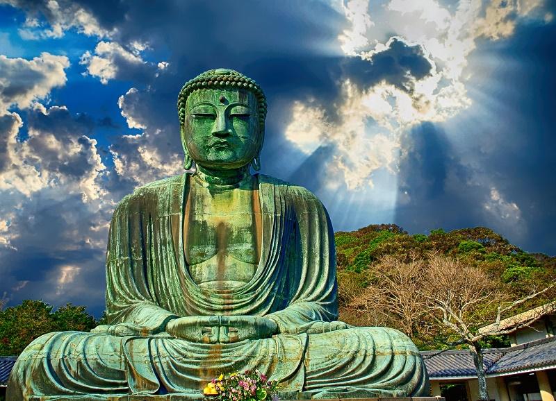 Auch im Buddhismus ist nicht alles wie es scheint.