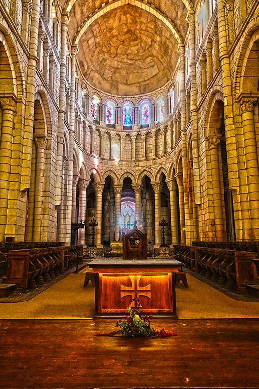 Ein Altar