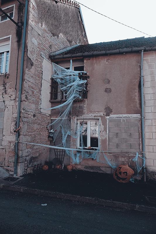 Halloween im Geisterdorf