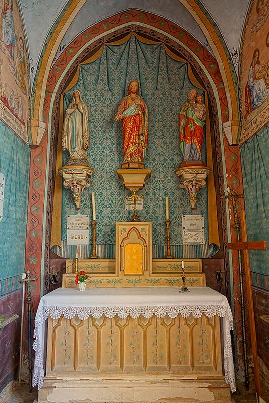 Heiligenstatuen