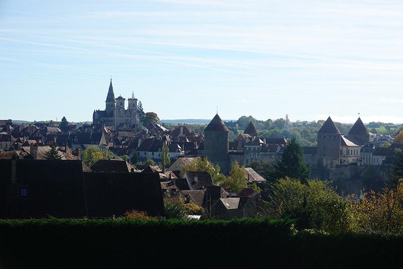 Eine verschlafene Mittelalterstad