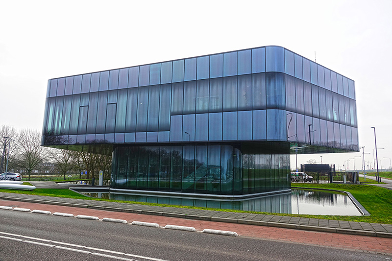 Businesspark in Holland