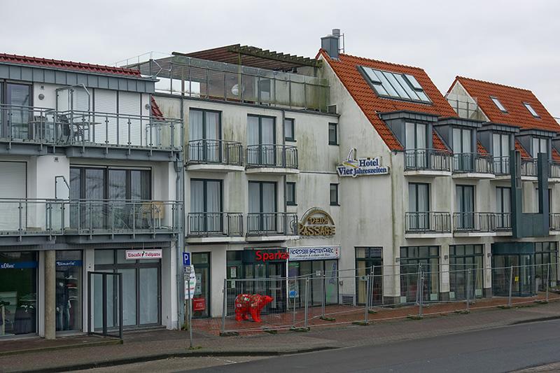Für einen Urlaub in Ostfriesland bietet sich das Hotel vier Jahreszeiten an.