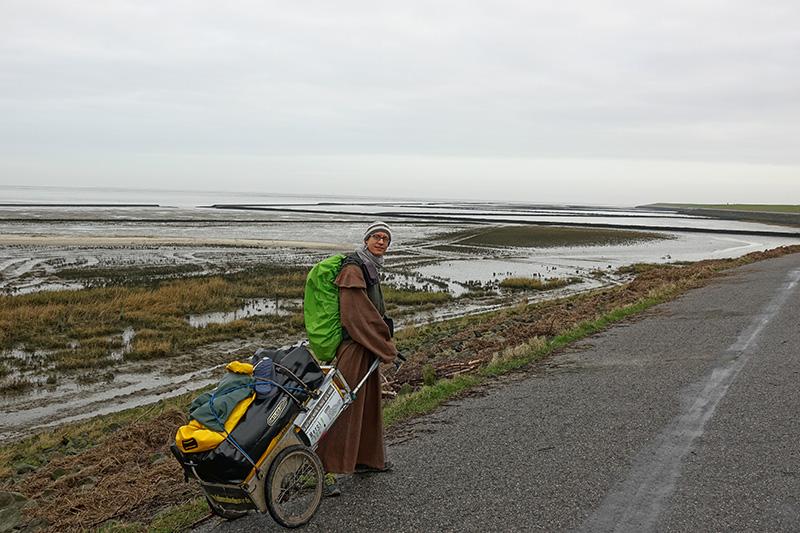 Wandern an der ostfriesischen Küste
