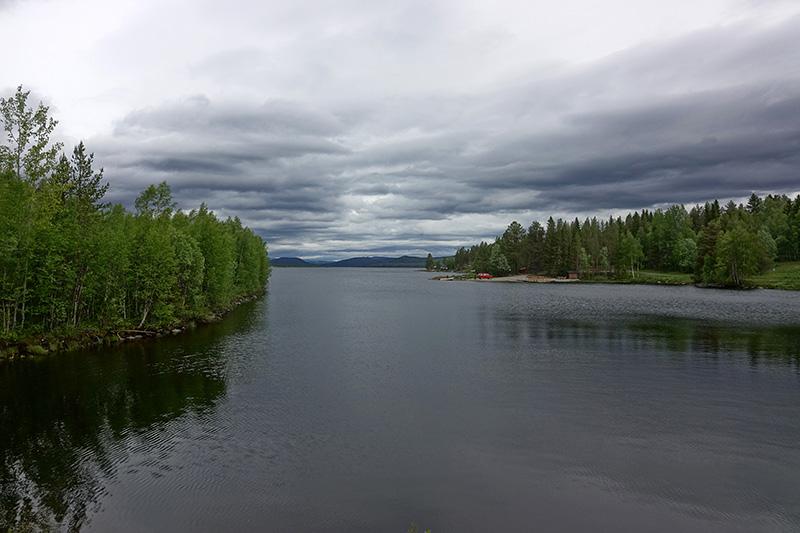 Die endlose Weite der schwedischen Seen spiegelt auch unsere Seelenthemen wieder.