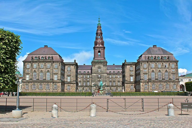 Kopenhagener Altstadt Schlosskirche