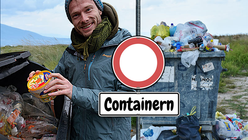 Streetsurvival Containern