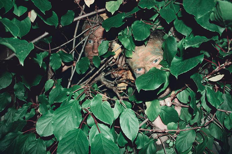 Häufig sind es die eigenen versteckten Schattenseiten die einem bei der Survivalausbildung am meisten Angst machen.