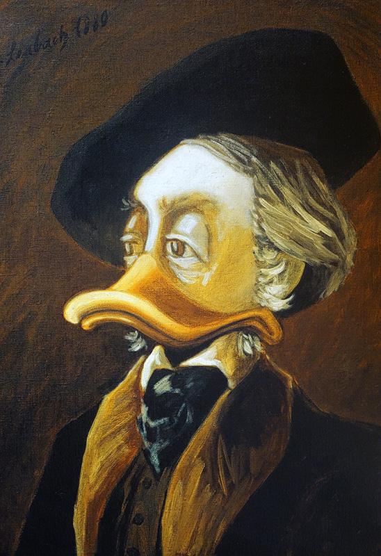 Sir Duck Erika-Fuchs-Museum