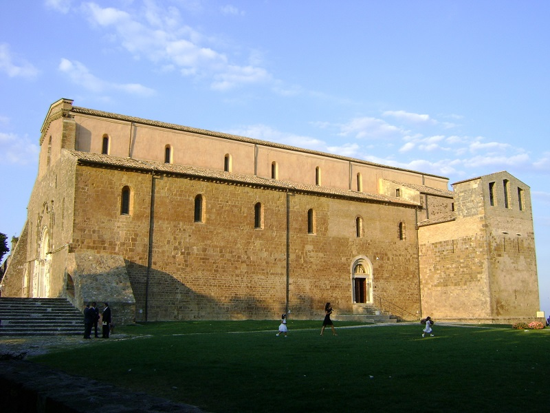 Abbazia di San Giovanni in Venere bei Fossacesia