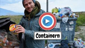 Ist Containern Diebstahl oder eine Rettung der Nahrung?