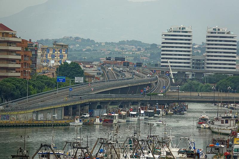 Pescara Hafen