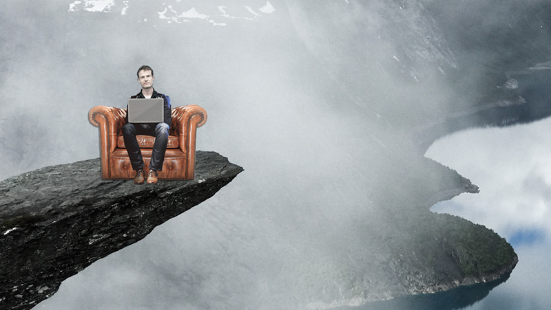Webnomade Heiko Gärtner verrät Tipps und Tricks zum online Geldverdienen