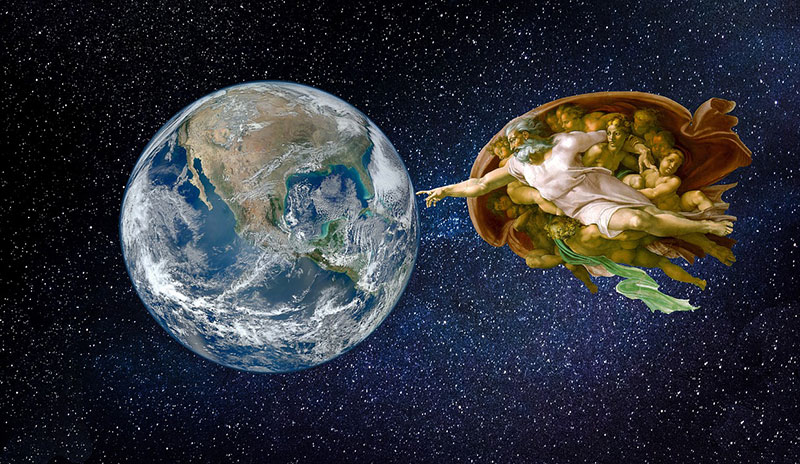 Beweist die Wissenschaft am Ende dass es einen Gott also einen Schöpfer geben muss