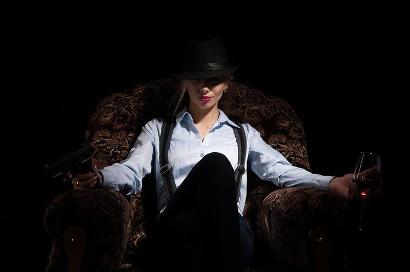 Die Frauen sind die wahren Drahtzieher der Mafia