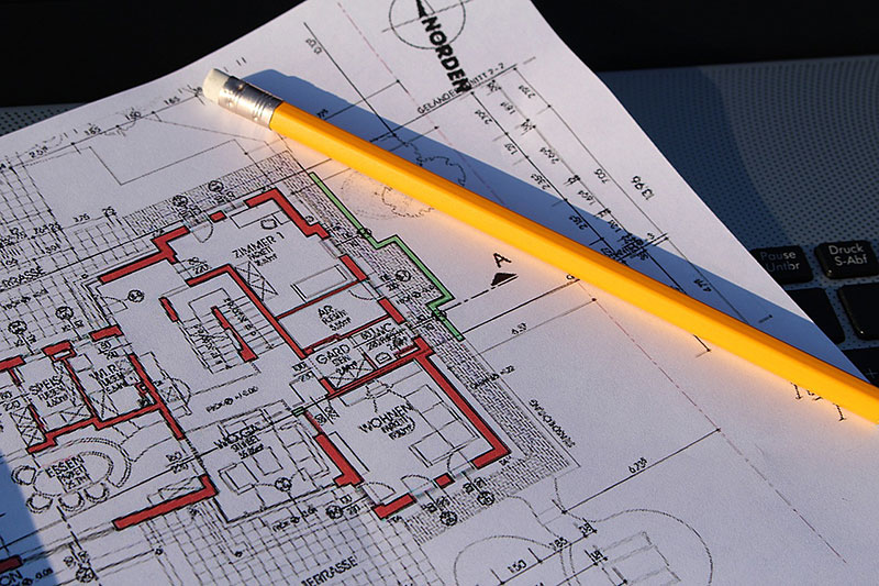 Für unsere Häuser benötigen wir einen Architekten für unsere DNS nicht