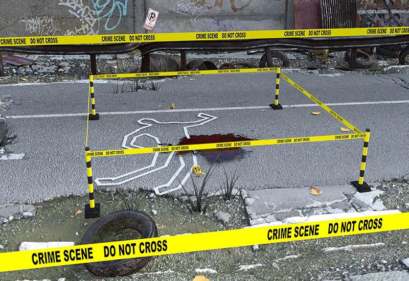 Hin und wieder kommt es auch zu Morden auf offener Straße
