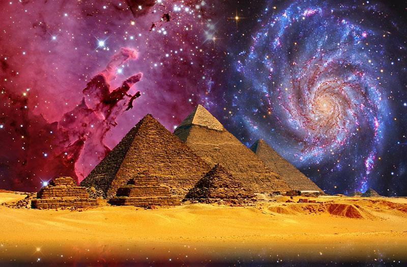 Obwohl das Universum so komplex ist dass wir es nicht begreifen glauben wir dass es durch reinen Zufall entstand