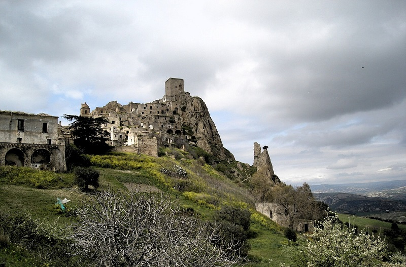 Schon in der Antike war Basilicata ein wichtiger Knotenpunkt