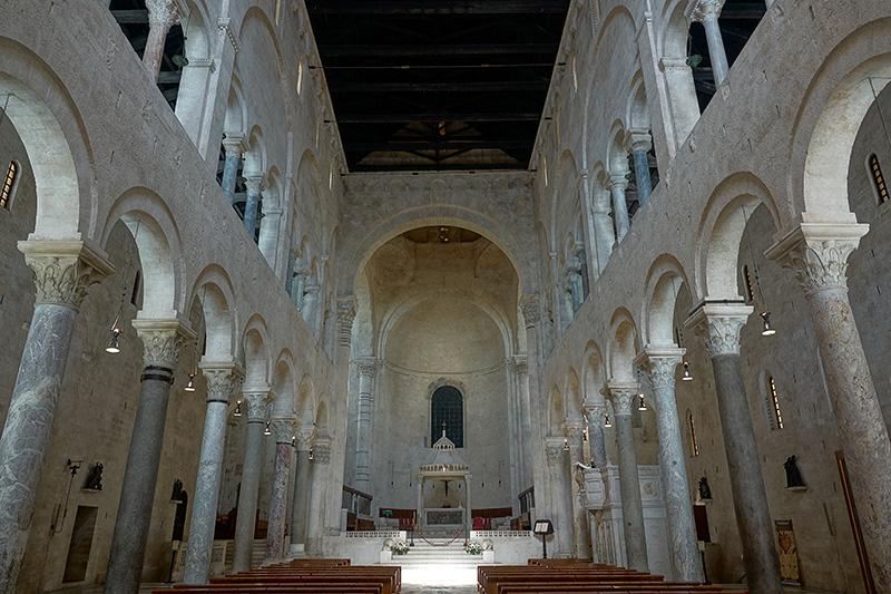 Älteste Kirche von Bari
