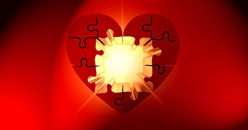 Das Hellwissen ist wie eine Herzensverbindung zum Allwissen