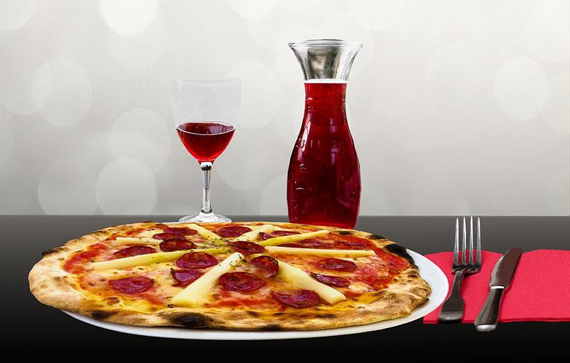 Weingenuss auf Italienisch