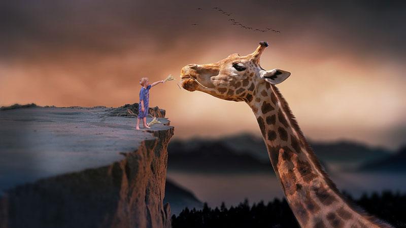 Wenn wir einen Traum als Traum erkennen können wir darin machen was immer wir wollen
