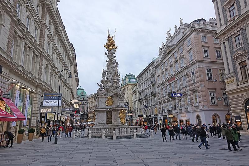 Enkaufsmeile Wien