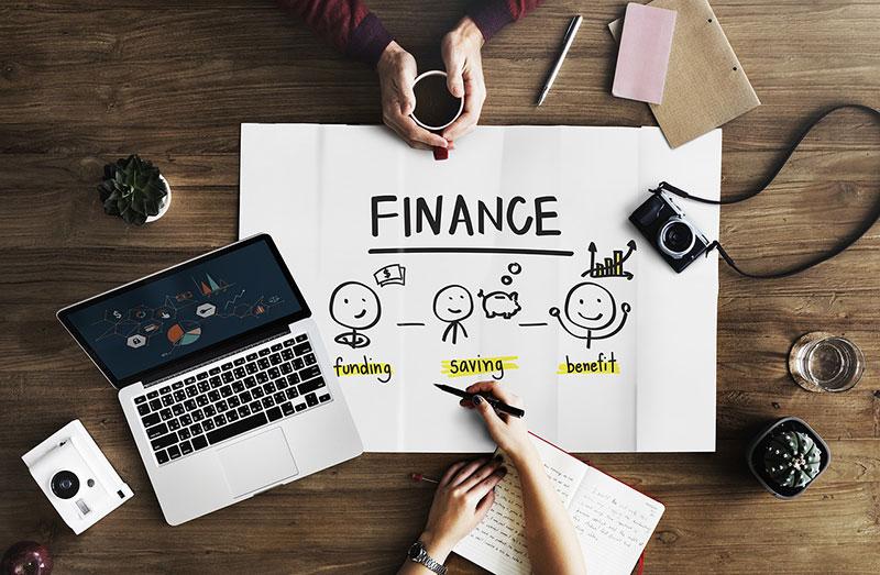 Finanzplanung für Webnomaden