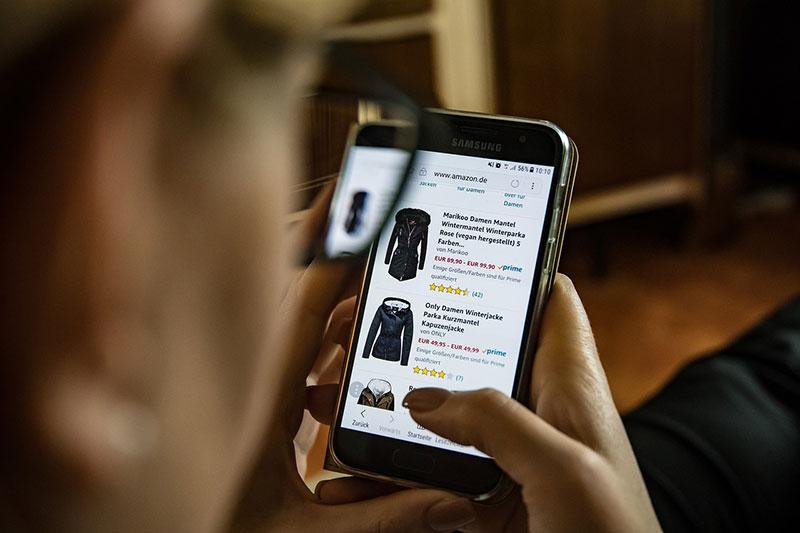 Mit Hilfe von Kaufempfehlungen online Geld verdienen