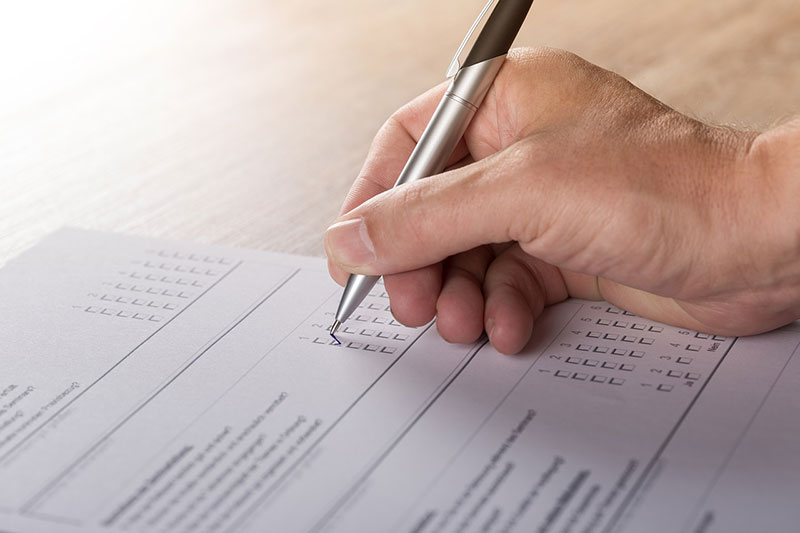Online Umfragen ausfüllen