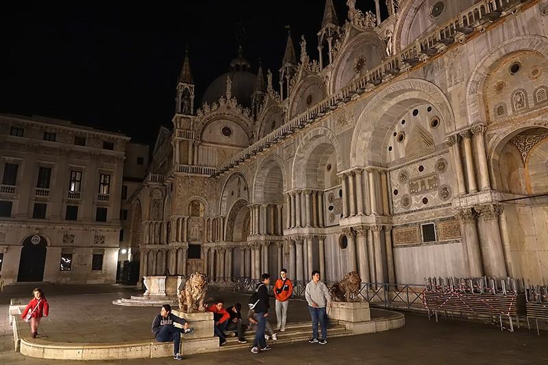 Auch ohne Geld kann man in Venedig viel Spaß haben