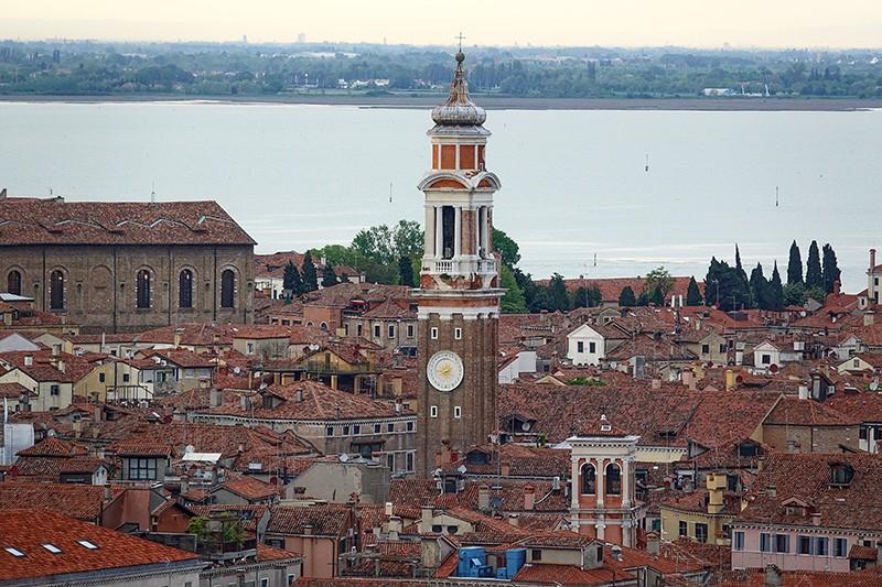 Venedig hat unzählige Sehenswürdigkeiten zu bieten