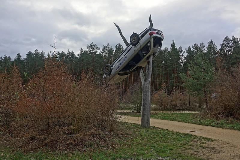 Wenn du es nicht unbedingt benötigst, solltest du dein Fahrzeug an den Nagel hängen.