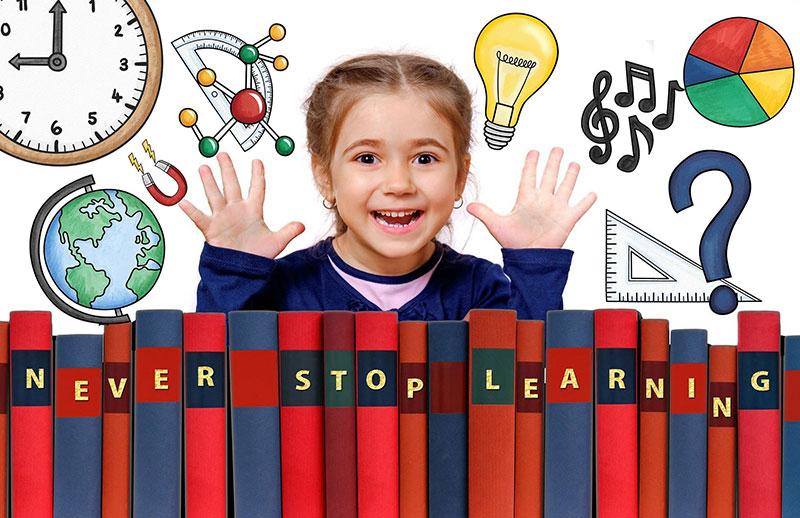 Freude am Lernen: Das ist es, was eine Grundschule eigentlich darstellen sollte.