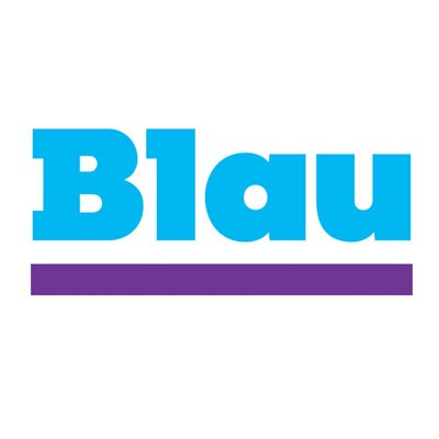 Blau-Mobilfunk Logo