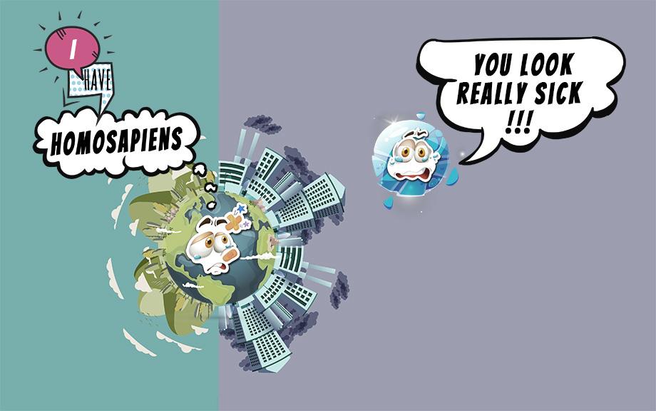 I have homo sapiens - funny comic