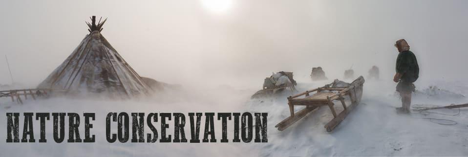 Nature Conservation Button